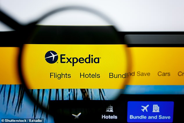 Expedia told customers re-booking flights they would have to pay more than new consumers