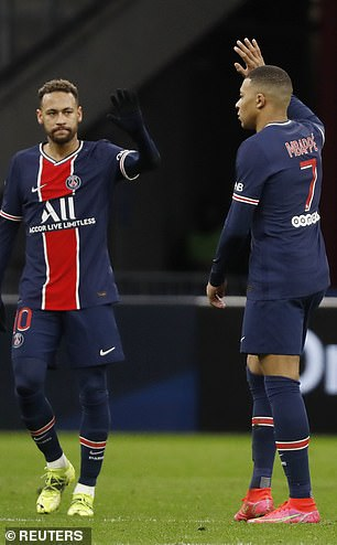 A front three of Neymar, Mbappe and Lukaku would likely be the envy of Europe