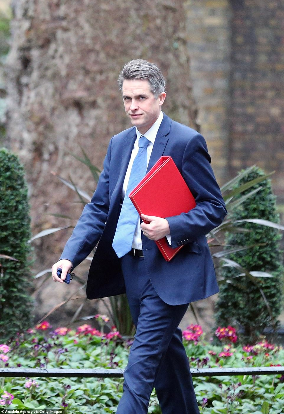 Education secretary Gavin Williamson is looking at ways of helping children catch up from the face-to-face learning they have lost during the pandemic