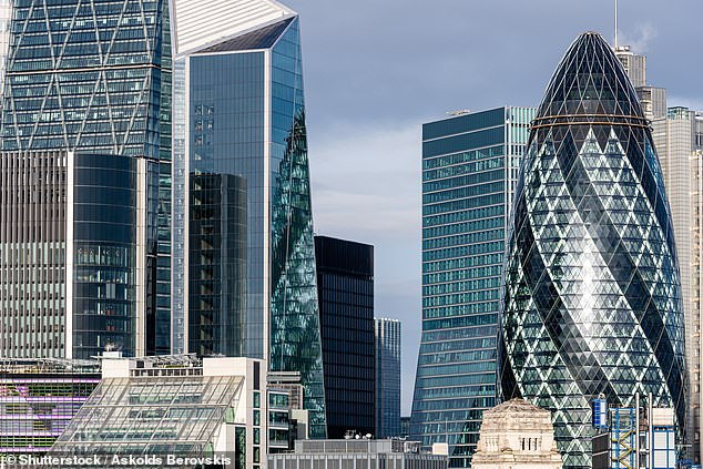 London'sfinancial sector coughed up a record £75.6bn in tax last year which according to the City of London Corporation the amount represents 10 per cent of all tax receipts