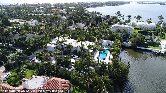 The new accuser, referred to a Minor Victim-4, allegedly met Maxwell at Epstein's Palm Beach home when she was around 14