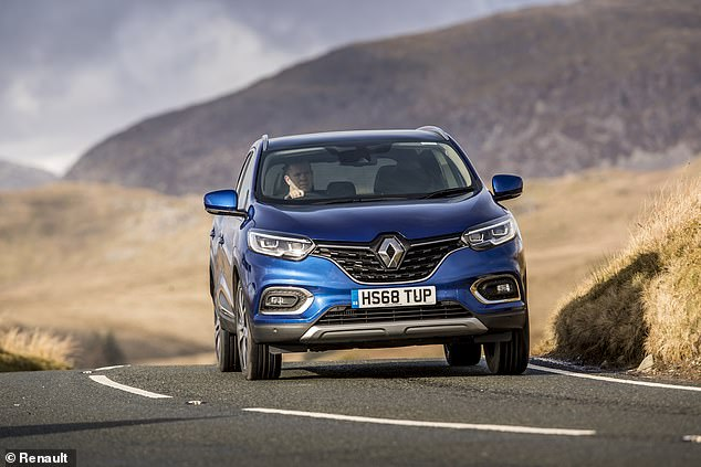 A saving of 19.5% on a Renault Kadjar 1.3 TCE Iconic brings the £24,695 asking price down to a fraction over £20,000