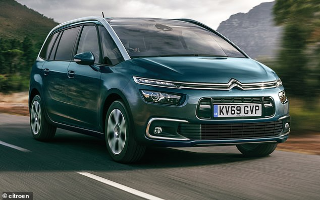 For larger families needing plenty of space, the CitroenGrand C4 Spacetourer might be the car you're looking for. The 1.2 PureTech 130 Live can be had with a saving of 16.5% this month