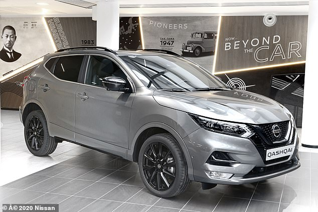 A new Nissan Qashqai is due to be revealed next week, which means dealers are now trying to shift the remaining stock of the outgoing car. It means savings of 19% on one version