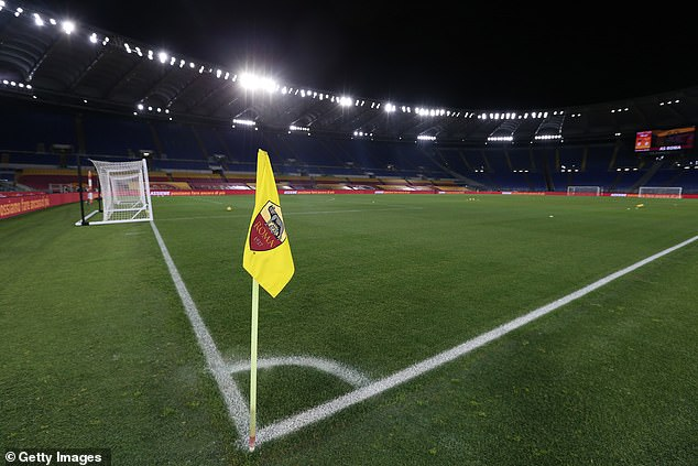 The Stadio Olimpico, in Rome, will host the first leg in which Benfica will be the home team
