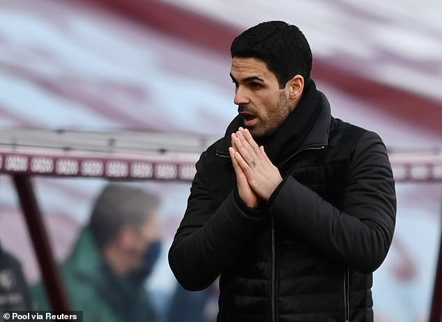 Arsenal boss Mikel Arteta will want some clarity soon on where the second leg will be played