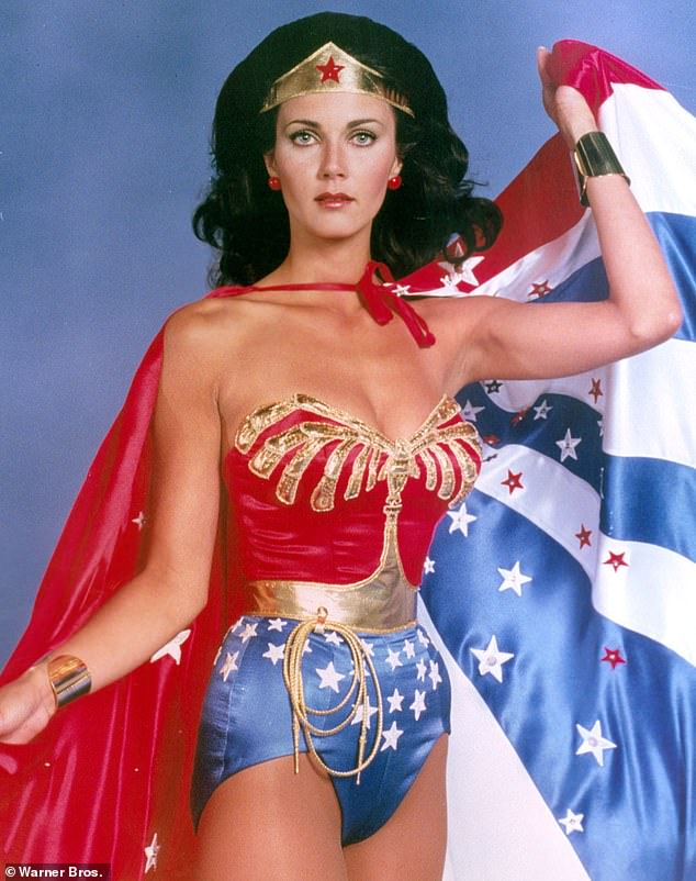 Her massive show: She is best known for playing Wonder Woman on television from 1975 to 1979