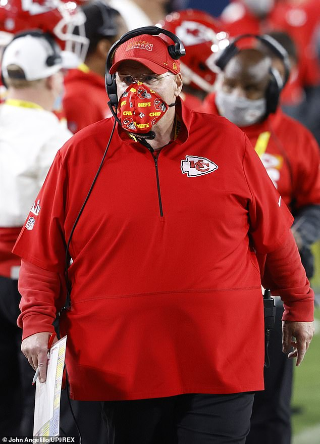 The Kansas City Chiefs were brutally defeated 31-9 by the Tampa Bay Buccaneers, but Reid declined to excuse his team's loss on the tragedy