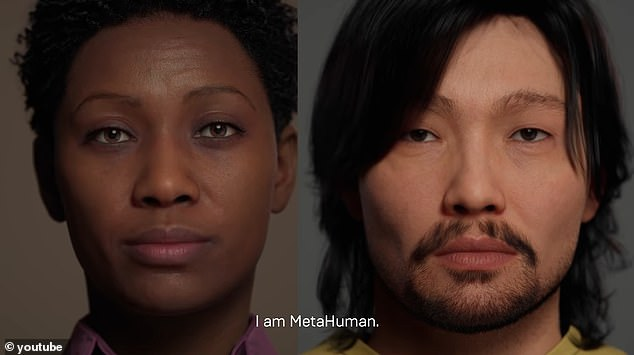 Epic Games, maker of the video game 'Fornite,' has released a sneak peek of its browser-based software tool called MetaHuman that lets developers create 'digital humans'