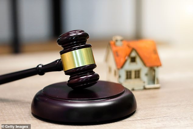 It is important to check that you are comfortable with the property's condition before the gavel comes down at an online property auction, in order to avoid any nasty surprises