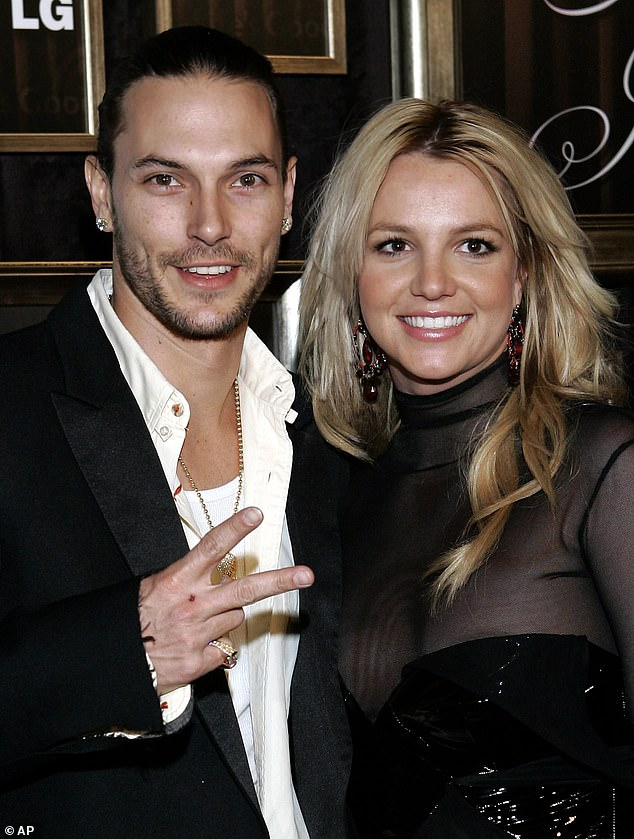 Vincent Kaplan, Federline's family attorney, said that Britney was offered 'different layers of protections' as a conservatee. Spears and Federline pictured in 2006