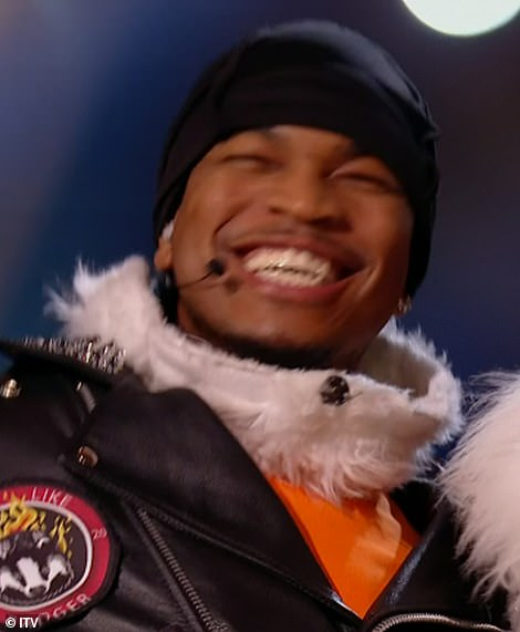Wow! With the contestant revealed to be American singer Ne-Yo, 41