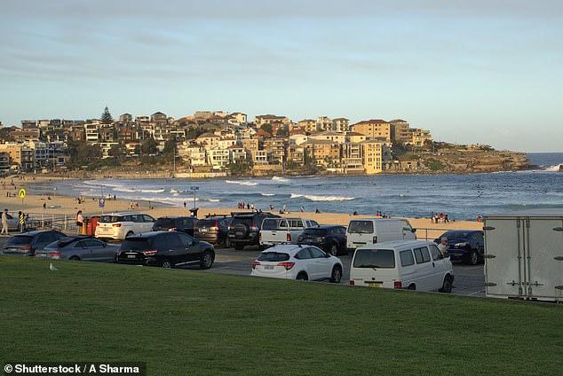 'Don't accidentally leave your car window down in Bondi,' man told social media. Pictured: Bondi Beach