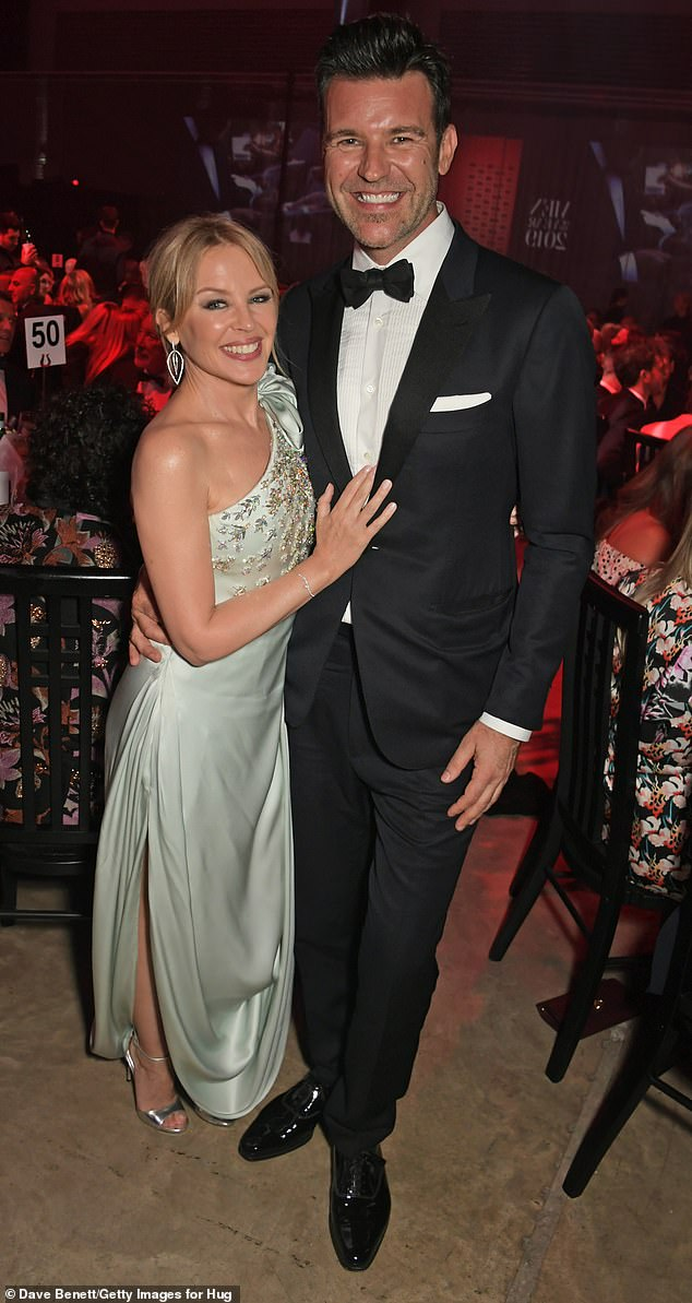 'When she does marry, it will be in her beloved hometown': Kylie Minogue, 52, is said to be planning to marry herfiancé, Paul Solomons, 46, at a lavish ceremony inMelbourne