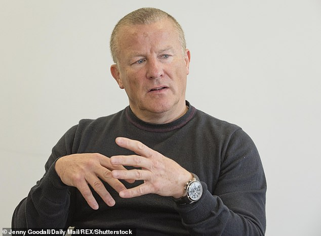 Neil Woodford acknowledges that many people wouldn't touch him with a 'ten-foot disinfected barge pole' – and he's right