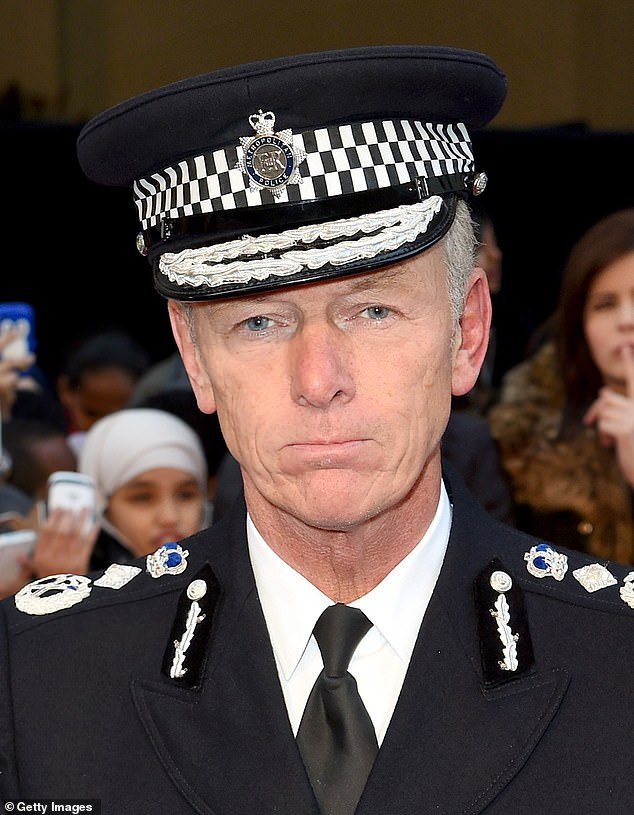 In 2017, it was Bernard Hogan-Howe that Theresa May — who as Home Secretary drove the policing policies that sanctified Carl Beech — made a peer