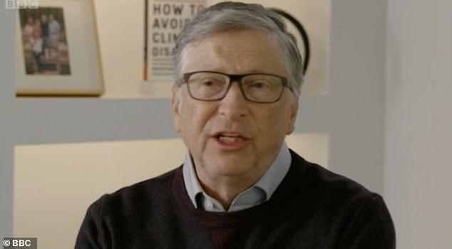 Gates says that 'consuming less' isn't the solution to solving the climate crisis as India and fast-growing nations will still want to ensure their citizens are happy and thriving
