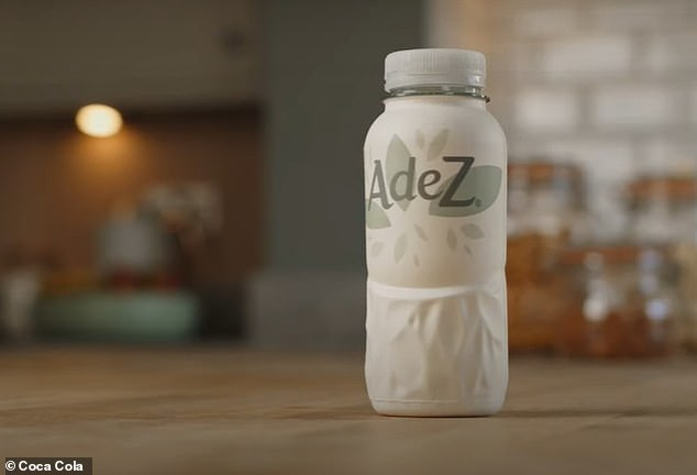 A run of 2,000 bottles of the plant-based beverage AdeZ will be offered in the pioneering package via e-grocery retailer Kifli.hu