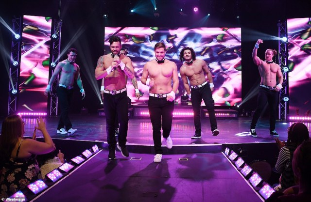 Success: New owners relaunched Chippendales in 2000. The dancers now perform for a whole new crowd at a $10 million theater in the Rio All Suite Hotel and Casino in Las Vegas