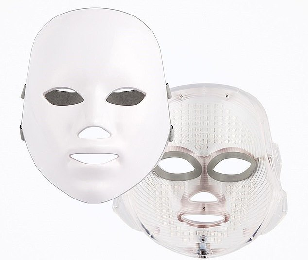 ICI Cosmetic The Rosacea LED Mask Phototherapy Face Care