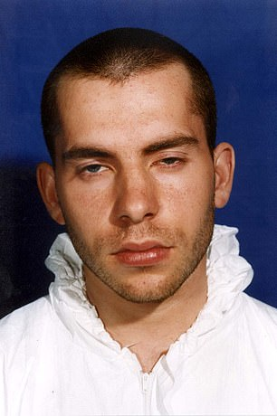 Nail bomb killer David Copeland (pictured) has converted to Islam in prison, according to a former fellow inmate