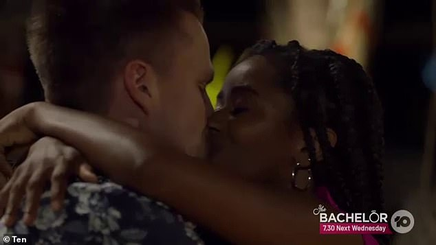 Loved up:Mary and Conor have been together since meeting on the third season of Bachelor in Paradise, which was filmed in late 2019 and aired early last year