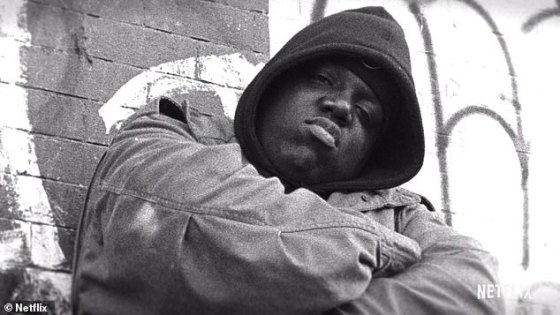 Announcement: The origin of the cult rapper Notorious BIG is discussed in the announcement for Netflix's new documentary Biggie: I got a Story to Tell