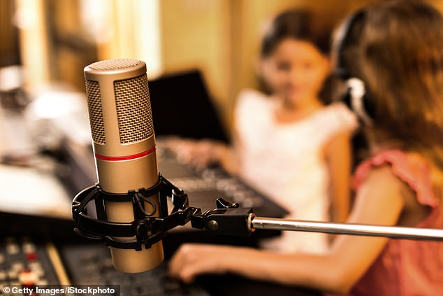 Kids Law podcast host Alma-Constance Denis-Smith asked Mr Hill why the age at which children can be held criminally responsible was 10, calling it 'very young' (stock)