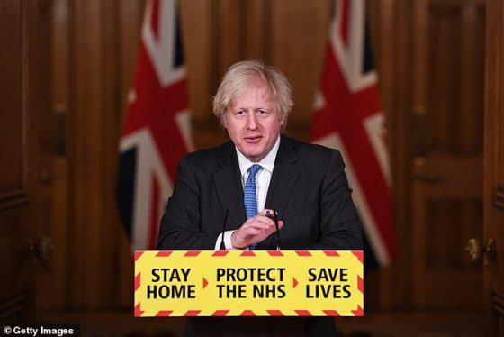 Boris Johnson will present his eagerly awaited exit lock strategy on Monday, February 22nd