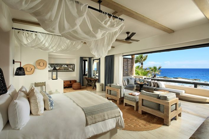 Los Cabos in Mexico welcomes a trio of new five-star winners, including Esperanza, Auberge Resorts Collection (pictured)