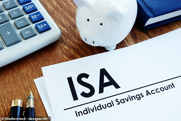 Savings: The beauty of an Isa is you don't pay tax on interest, for a cash Isa, or gains from any investments