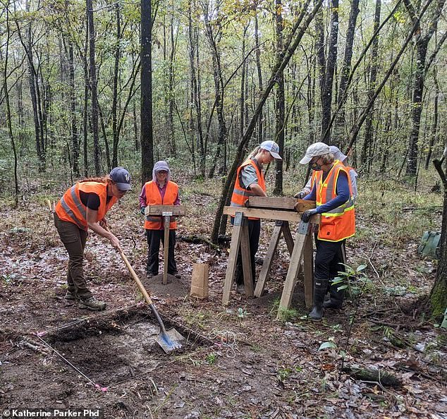 Because of the secretive nature of moonshine operations from the 1920s and a lack of interest by academics, few sites have been formally investigated or documented