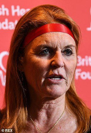 Sarah Ferguson and Harley Street doctor Dr Gabriela Mercik revealed in 2019 that the Duchess of York had a '6D Laser Lift'