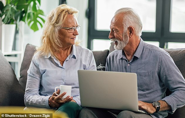 Money advisers now say that more and more pensioners are happy to keep on working — especially now they can do so from the comfort of their own home