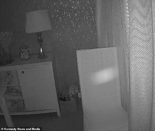 M. Pallister a depuis été contacté par un enquêteur paranormal qui était fasciné par l'image et l'a saluée `` la meilleure du genre qu'il ait jamais vue ''