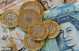 Sterling hit $1.3985 – its highest level against the greenback since April 2018