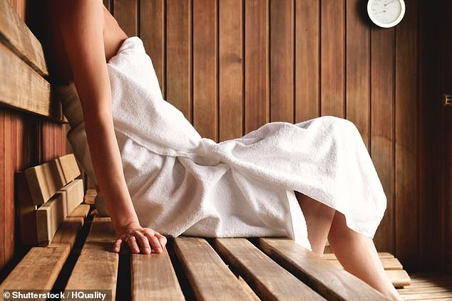 A newlywed couple had been on their honeymoon when they discovered the mirrored windows inside the hotel's sauna were visible to guests on the outside. (Stock image)