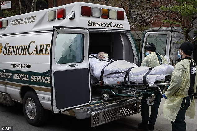 At least 13,000 nursing home residents are now known to have died of COVID-19 in New York