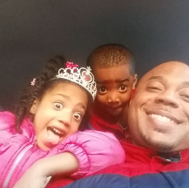 Reinhold was a 42-year-old father-of-two and former bodybuilder who had fallen on hard times