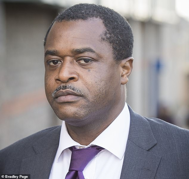 DC Derrick Quarm (pictured) saw his most recent case against the Metropolitan Police for race victimisation dismissed in July
