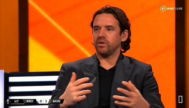 Owen Hargreaves said United will want a 'significant impact' from Diallo due to his price tag