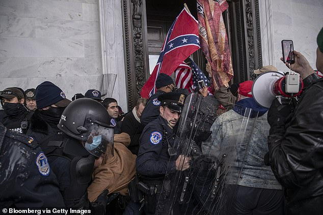 The Capitol Police Department has come under fierce criticism for failing to adequately prepare for the riots last month