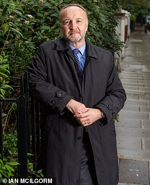NS&I boss Ian Ackerley warned waiting times for customers could rise in the first few months of 2021 as the bank remained 'exceptionally busy'
