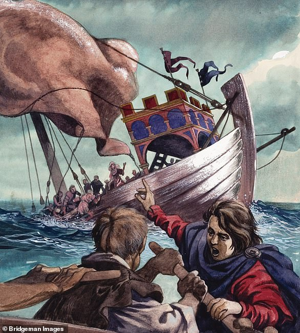 Henry's succession plans were thrown into crisis when his only legitimate son was killed in the White Ship disaster of 1120