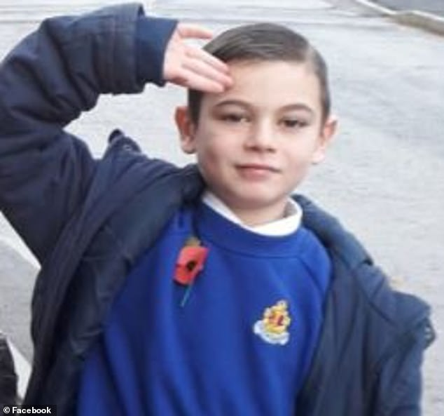 Alfie Scott, nine, was airlifted to hospital in a critical condition from his home in Droitwich on Thursday afternoon. Two people are being held in custody as police investigate his 'unexplained' death