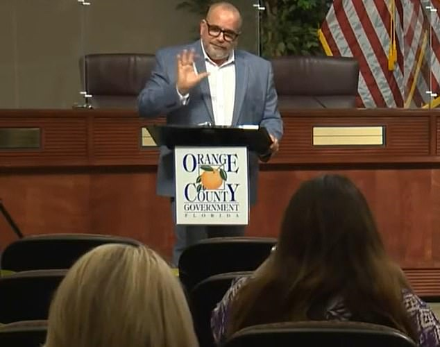 Dr. Raul Pino of Florida Department of Health revealed what the women had done yesterday at a press conference, where he warned others against attempting vaccine fraud