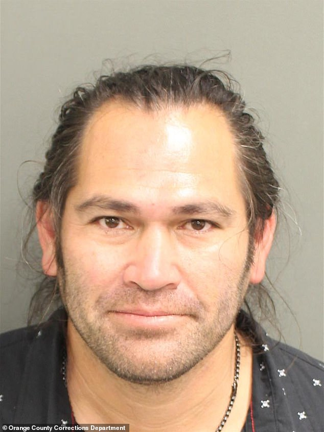 According to police reports provided to DailyMail.com by Windermere, Florida police, the 47-year-old Johnny Damon was booked at 8:15am Friday morning and held on $1,000 bond after a breathalyzer test revealed his blood-alcohol content was 0.3, which is four times the legal limit of .08. He was also charged with resisting arrest without violence