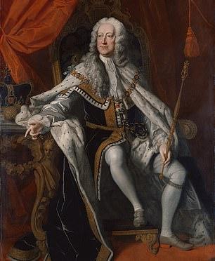 Flamboyant: King George II