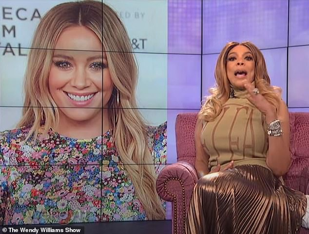 Hilary Duff and Wendy Williams sued for defamation by photographer, Nzuchi Times