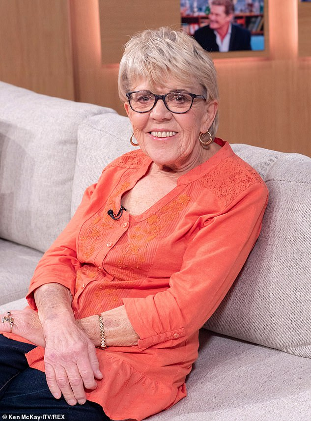 The couple's relationship hit the spotlight last year when Iris (pictured) went on ITV's This Morning to discuss the huge age gap and ended up revealing details of their sex life
